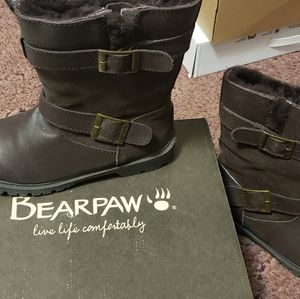Bearpaw winter boots size 7